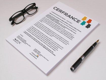 Un partenariat florissant avec CERFrance