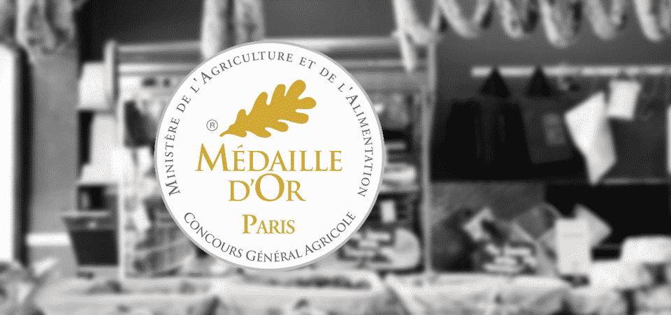 Un grand BRAVO à la Boucherie LOAEC pour sa médaille d'Or !