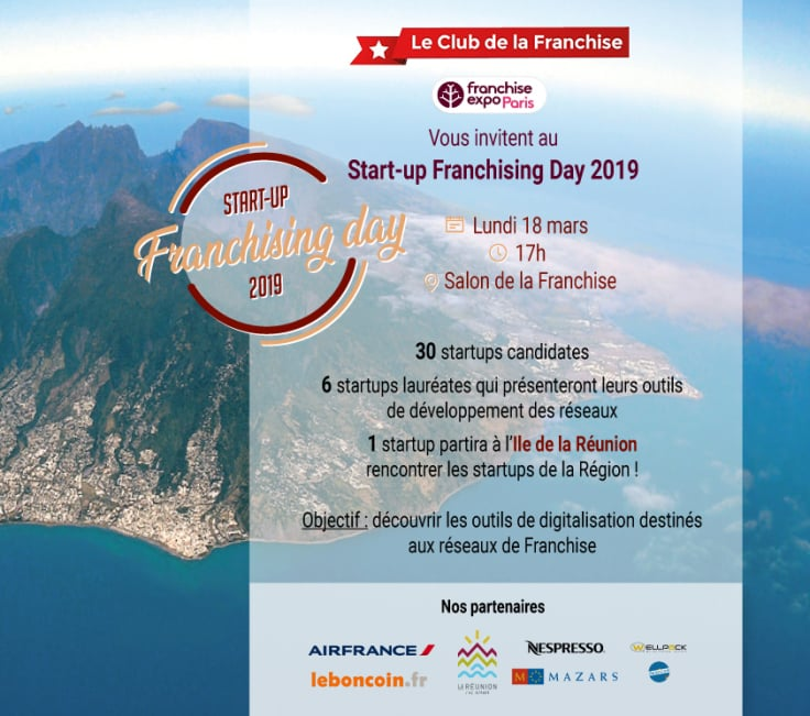 invitation-franchising-vf APITIC concourt au START-UP FRANCHISING DAY 2019