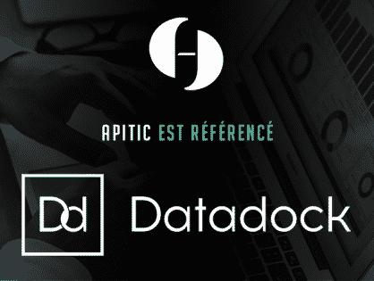 APITIC est référencée dans le DATADOCK !