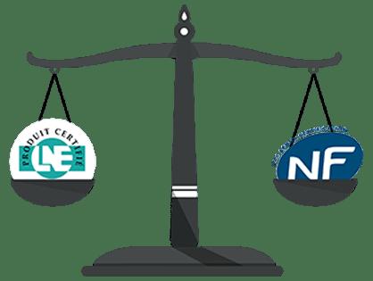 Qu'est-ce que la norme NF525 & le LNE ?
